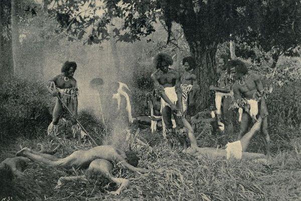 Cari Tahu Sederet Suku Kanibal Paling Berbahaya Di Dunia