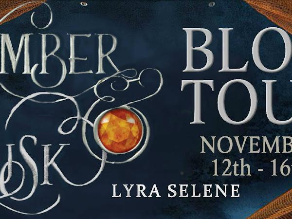 Blog Tour: Amber & Dusk by Lyra Selene