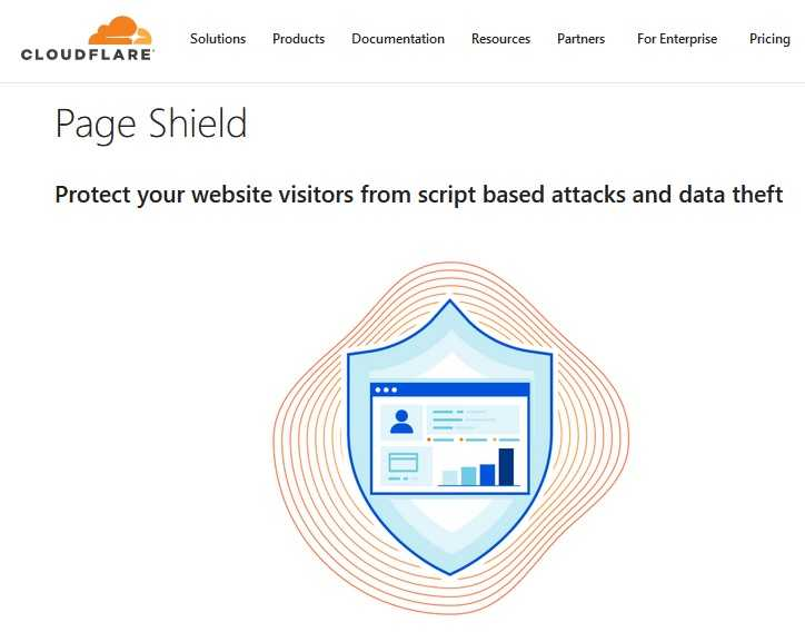 Cloudflare Page Shield Beta