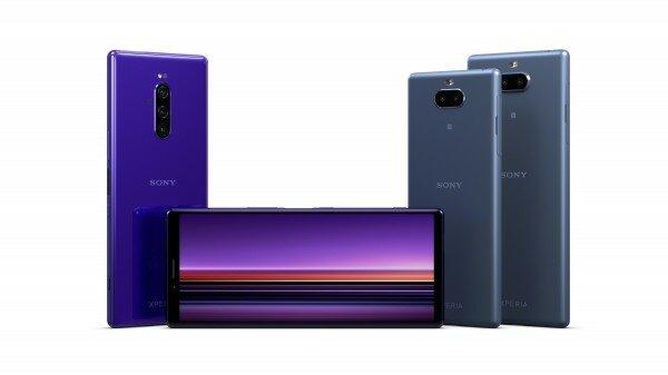 Sony Yeniden? Sony Xperia 1