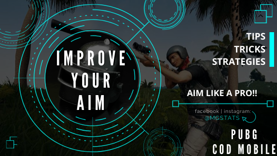 How to aim like a PRO!!! Mobile Tips and Tricks