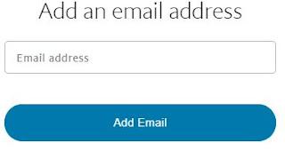 Cara Mengganti Alamat Email Utama di Paypal