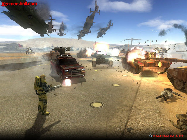 War on Terror Gameplay Screenshot 4