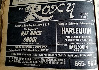 The Roxy Music Hall