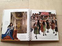 Le château de Versailles - mes premières découvertes - GALLIMARD JEUNESSE