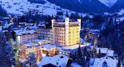 Gstaad Palace, Gstaad, Switzerland