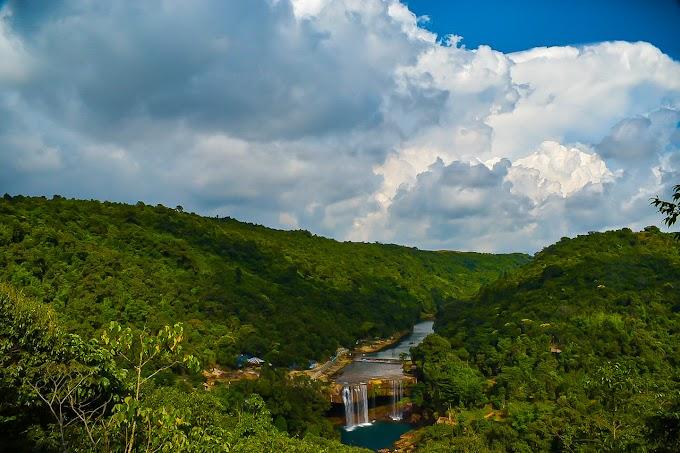 Krang Suri Waterfall
