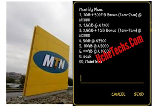 Mtn Reduces data Plan October