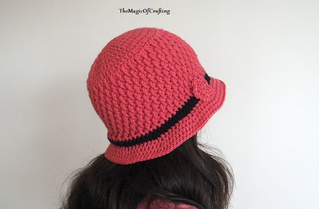 Crochet Stitches Abbreviations Fpdc : Free crochet patterns and DIY, crochet charts: Mysterious Hat