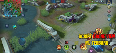 Download Script Drone View ML Patch Agustus 2020 Work 100%