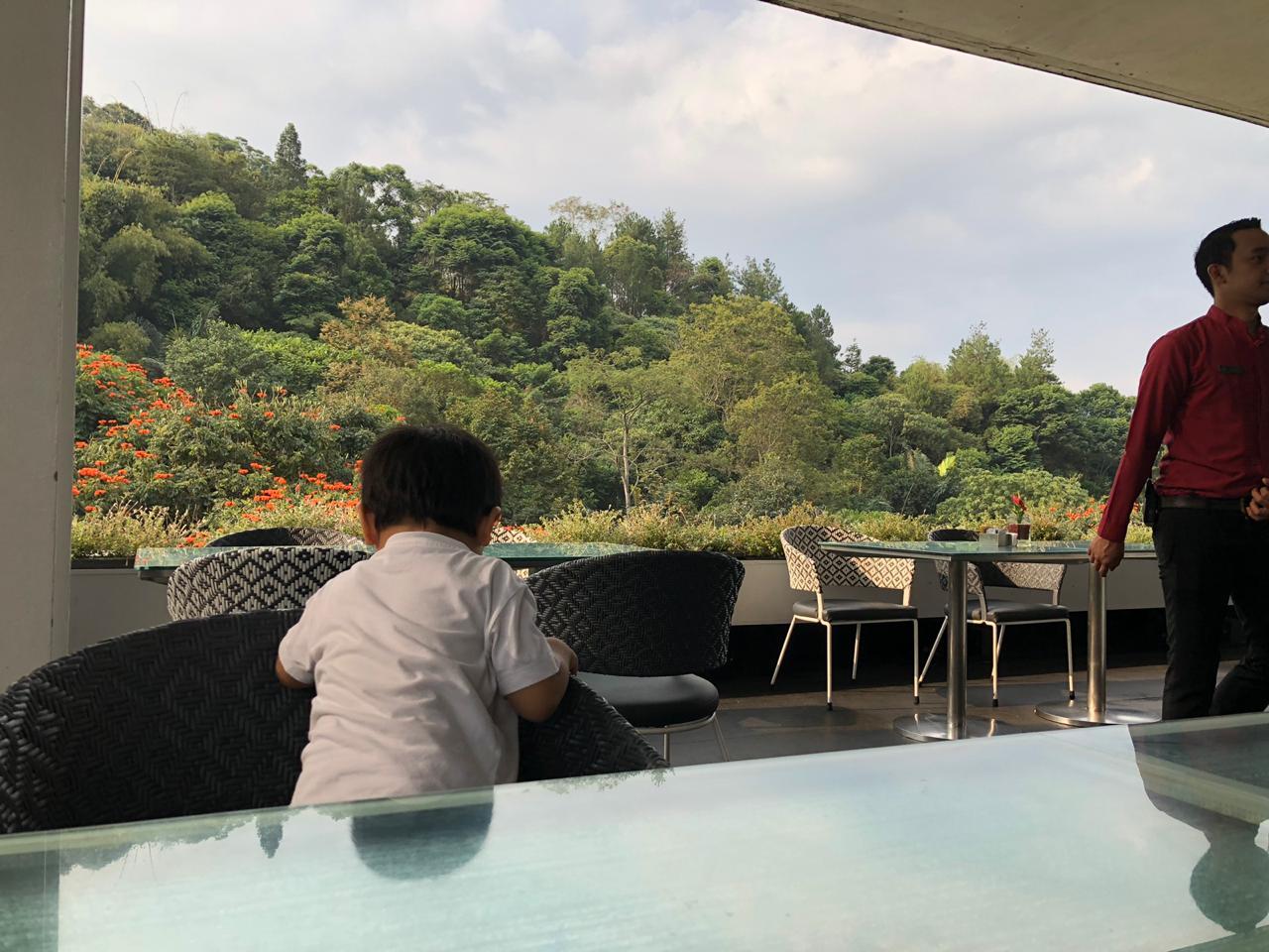 Resto di Padma Bandung