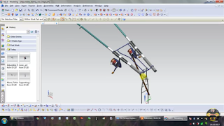 Tutorial CAD Model using NX Unigraphics