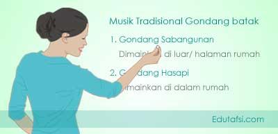 Contoh musik daerah dan alat musik tradisional