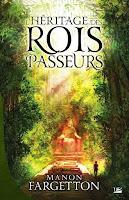 couverture du livre Les Rois-Passeurs de Manon Fargetton
