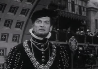 Jean Marais dans le rôle du Prince de Clèves
