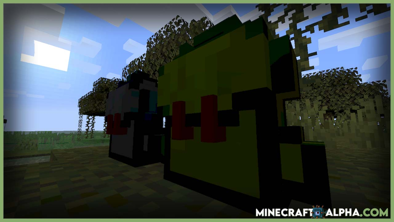 Minecraft Complex Sophisticated Backpacks Mod
