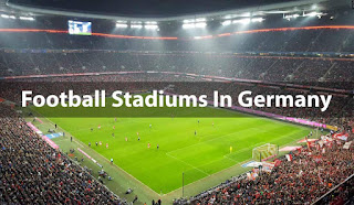 Football Stadiums In Germany