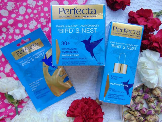 Perfecta BIRD'S NEST – kosmetyki o działaniu ekstraktu śliny z jaskółczych gniazd