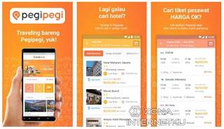 Pegipegi - Pesan Hotel, Tiket Pesawat & Kereta