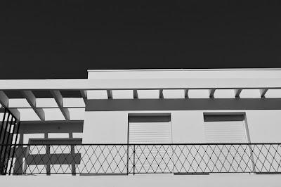 tetto piano-architettura contemporanea