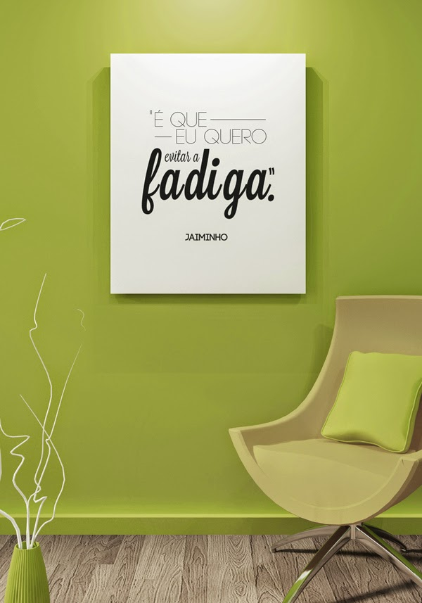 Frases do seriado Chaves para decorar a casa