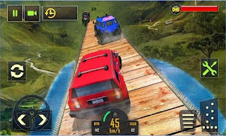 Games Downhill Extreme Driving 2017 App