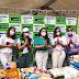Eunápolis - Projeto Vidas por Vidas arrecada alimentos e donativos em drive-thru solidário