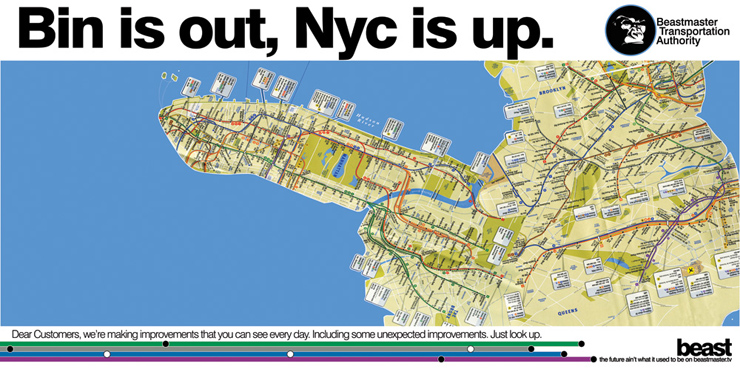 Post 911 Subway Map.Nickyskye Meanderings Post Obl Death Thoughts