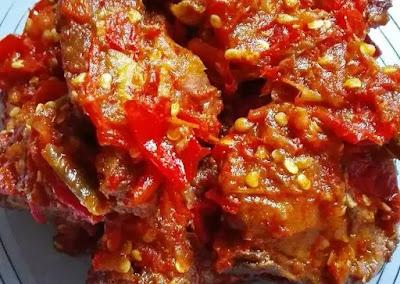 Resep masakan nusantara Ayam Goreng Sambal dijamin nyami
