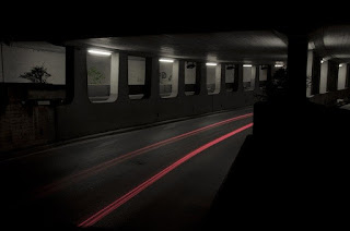 Maintain Visibility In Dark Tunnel