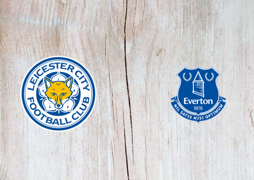 Leicester City vs Everton -Highlights 1 December 2019