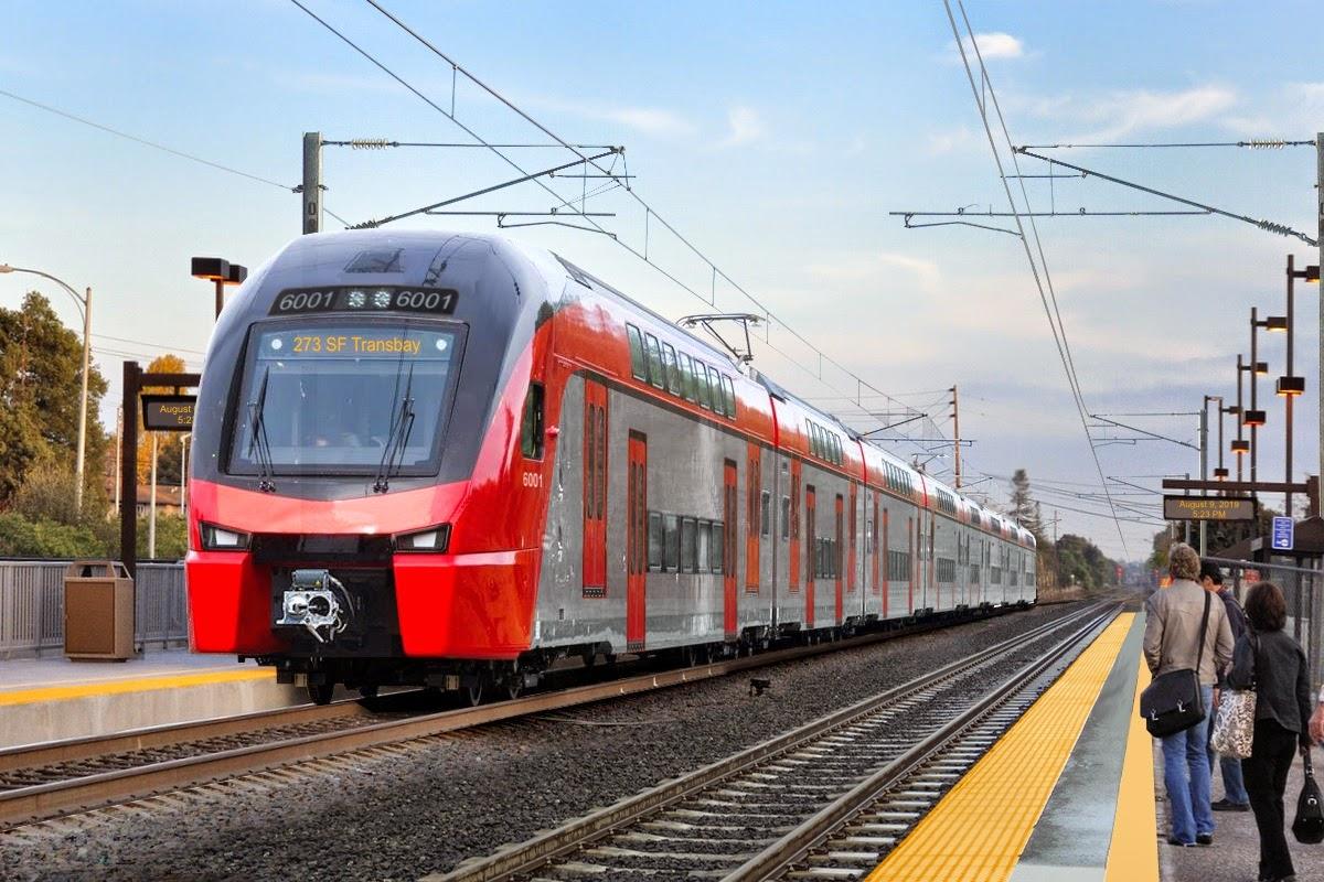 Caltrain Hsr Compatibility Blog Level Boarding Plan B