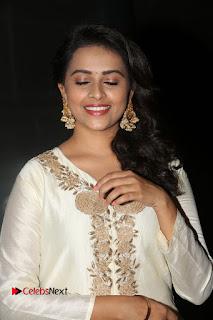 Actress Sri Divya Pictures at Kaashmora Audio Launch  0048