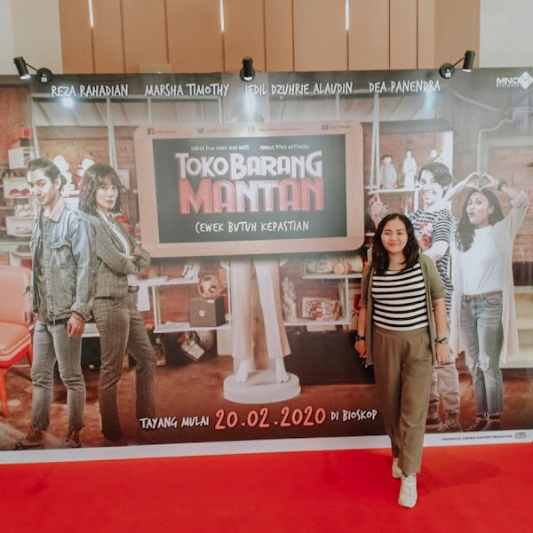 Film Toko Barang Mantan, Bikin Baper Penonton