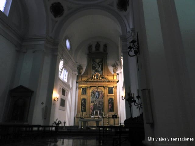 Convento de Santo Domingo el Antiguo, Toledo