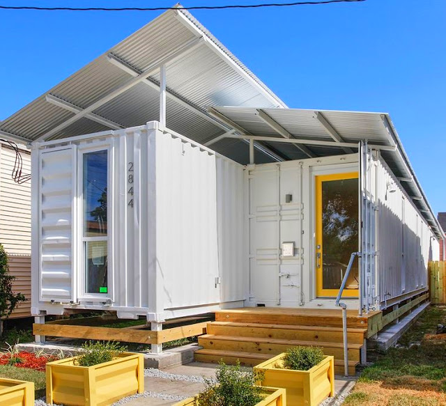 3 Bedroom Shipping Container Home, New Orleans, Louisiana 2