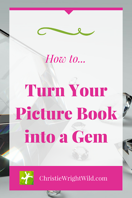 HOW TO STUDY A PICTURE BOOK || how to analyze other writers' works | what makes a story a gem