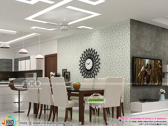 Dining interior home