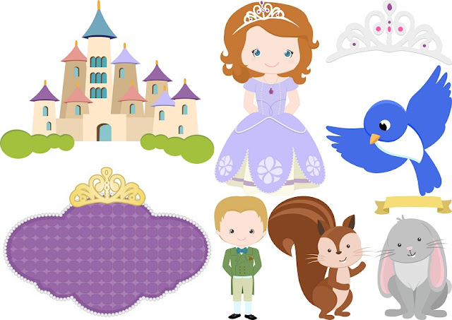 Sofia The First Clipart Oh My Fiesta In English