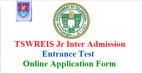Telangana Social Welfare Residential Colleges Inter First Year Admission Entrance Exam Apply Online Know Here. Online Application Form for TSWREIS Junior College Admission Entrance Test 2019 at official web portal http://tsswreisjc.cgg.gov.in/ Get details. How to Submit Online Application Form for Telangana Social Welfare Residential Jr College Entrance Test Step by Step Process Required Details. Desirable candidates to get Admission into TSWREIS Junior College Inter First Year they have to Attend Entrance Exam. To Get Hall Tickets and Admission into Entrance Exam Hall they Have to Apply Online at www.tswreis.in . The candidates who are apperaring for TS SSC 10th Class Public Examinations March 2019 may Apply Online for Telangana Social Welfare Residential Junior Colleges Admission tsswreisjc entrance Exam 2019