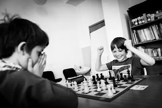 which country was the game of chess invented?