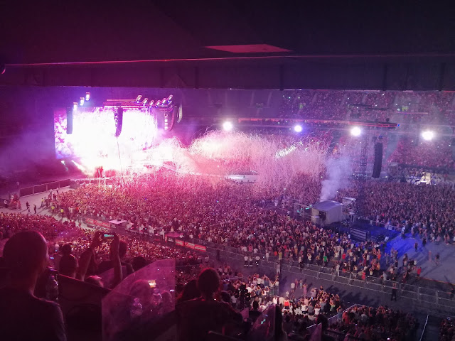 Muse Simulation Theory World Tour paris