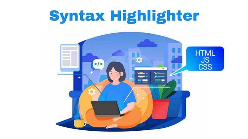 Cara Membuat Syntax Highlighter