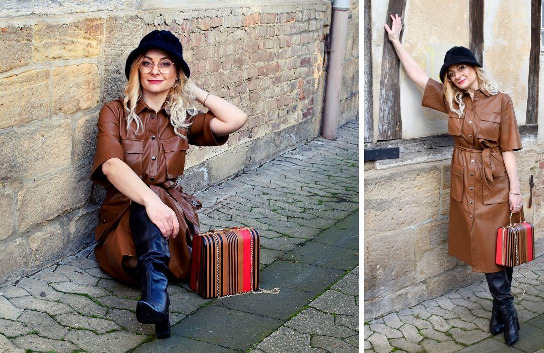 lederkleid-braun-outfit-1