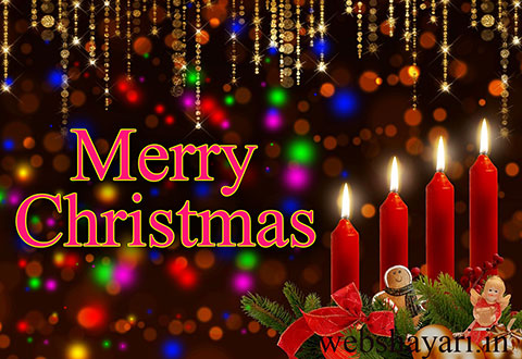 cute merry christmas img