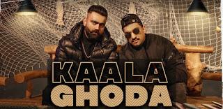 Kaala Ghoda Lyrics By Amrit Maan and Divine