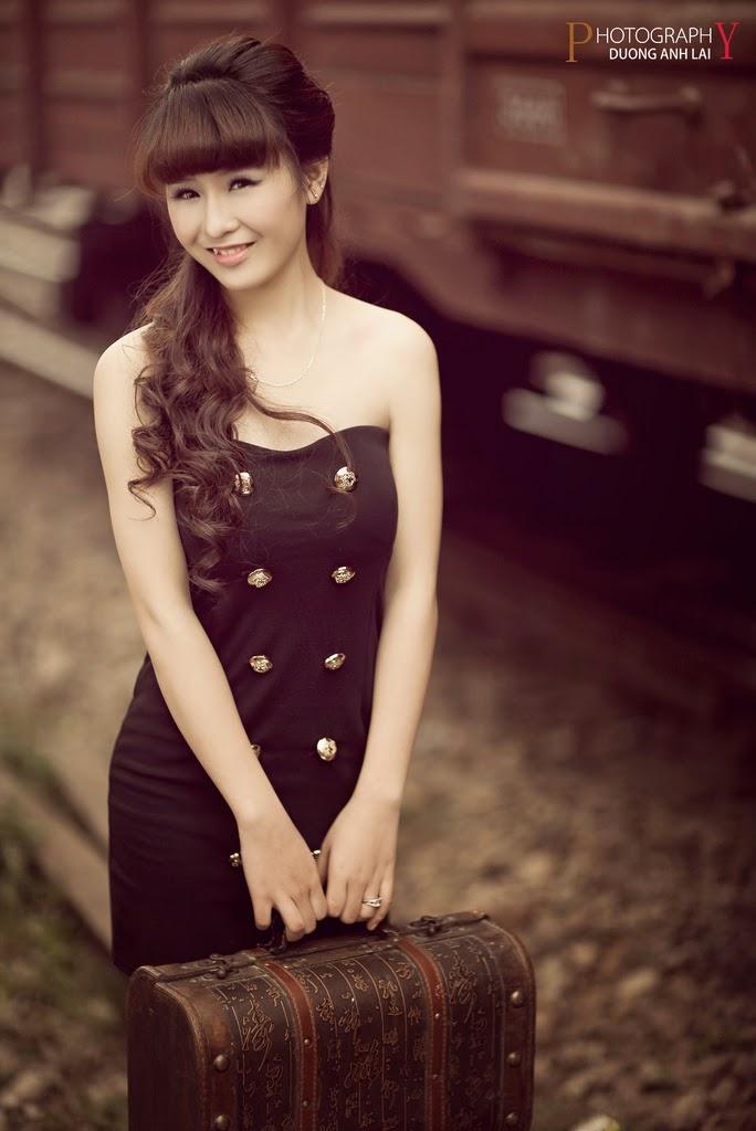 Ảnh đẹp girl xinh HD Việt Nam: Bóng hồng - Ảnh 15