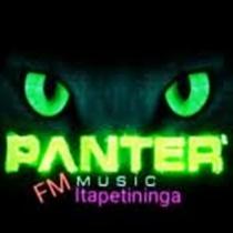 Ouvir agora Rádio Panter FM - Web rádio - Itapetininga / SP