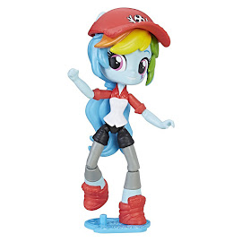 MLP Equestria Girls Minis Mall Collection Mall Collection Singles Rainbow Dash Figure