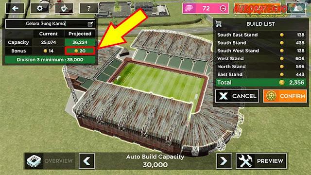 Cara Menambah Koin & Diamond Dream League Soccer 2020